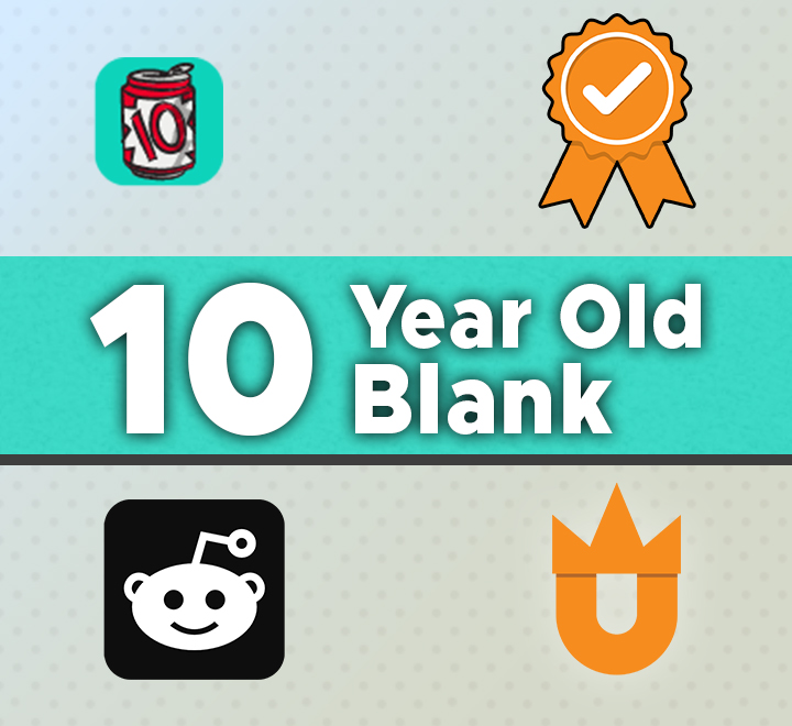 aged reddit accounts 10 years old