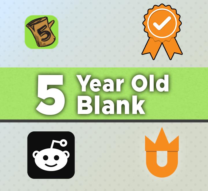 buy 5 years old reddit account