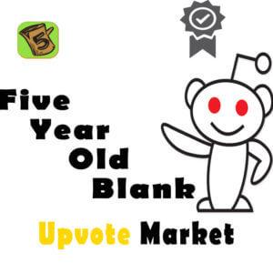 Buy Old Reddit Account -Five Years Old Reddit Account