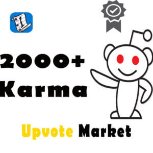 Buy Reddit Accounts with Karma – 2000+ high karma Reddit accounts for sale