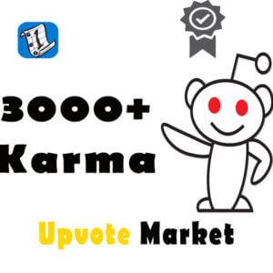 Buy Reddit Accounts with Karma – 3000+ high karma Reddit accounts for sale