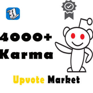 Buy Reddit Accounts with Karma – 4000+ high karma Reddit accounts for sale
