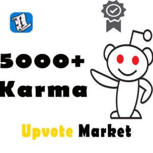 Buy Reddit Accounts with Karma – 5000+ high karma Reddit accounts for sale