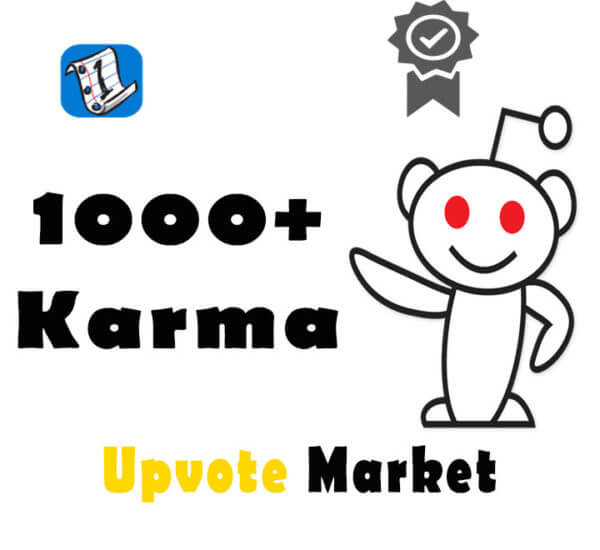 Buy Reddit Accounts with Karma - 1000+ high karma Reddit accounts for sale