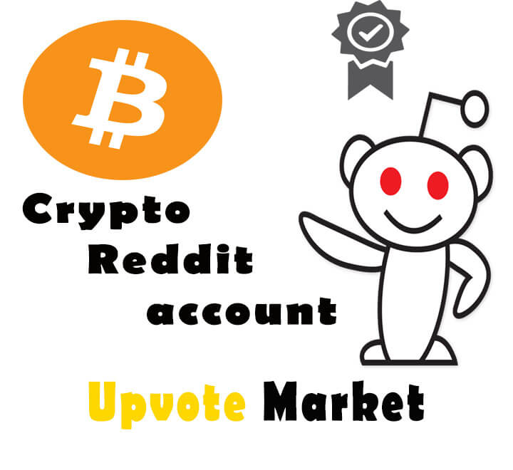 1 years old Reddit account having 1000+ karmBuy Crypto Reddit Account