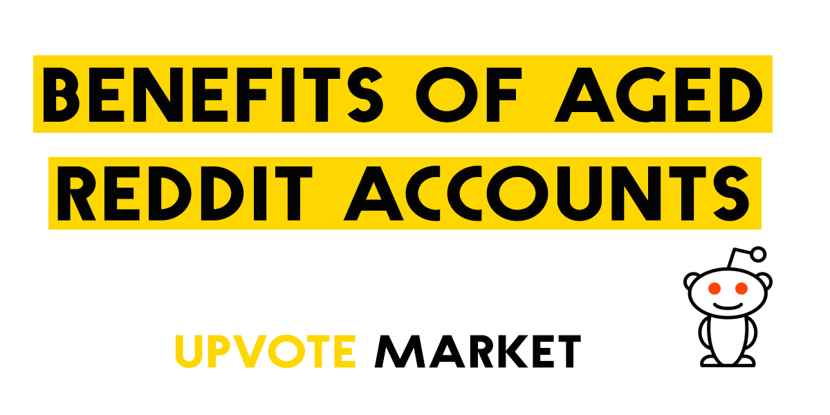buy aged Reddit account
