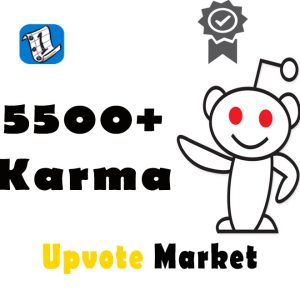 Buy Reddit Accounts with Karma – 5500+ High Karma Reddit Accounts For Sale